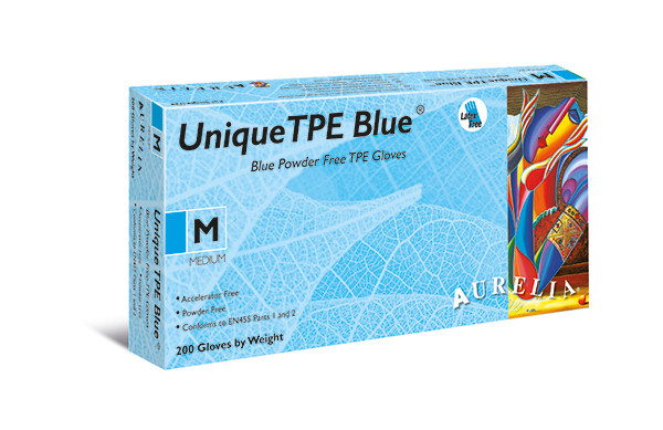 Unique TPE Blue®