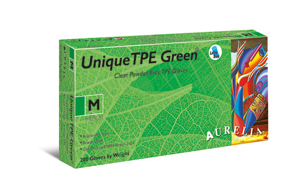 Unique TPE Green®