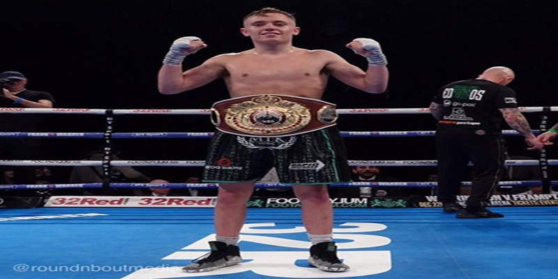 Supermaxi nõustumine sponsorlusega Undefeated Boxer Sunny Edwardsiga