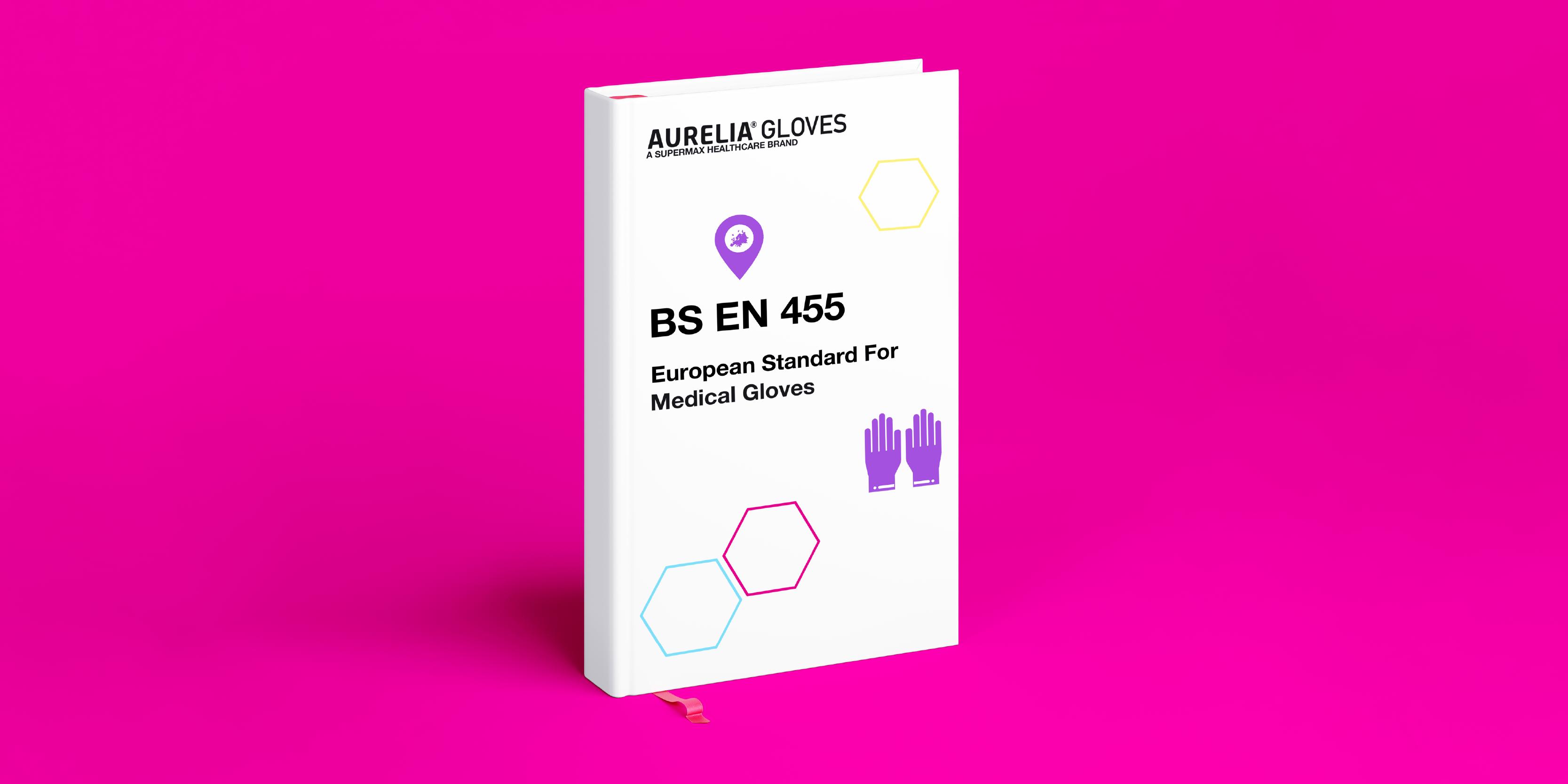 BS EN 455 – Tıbbi Eldivenler için Avrupa Standardı