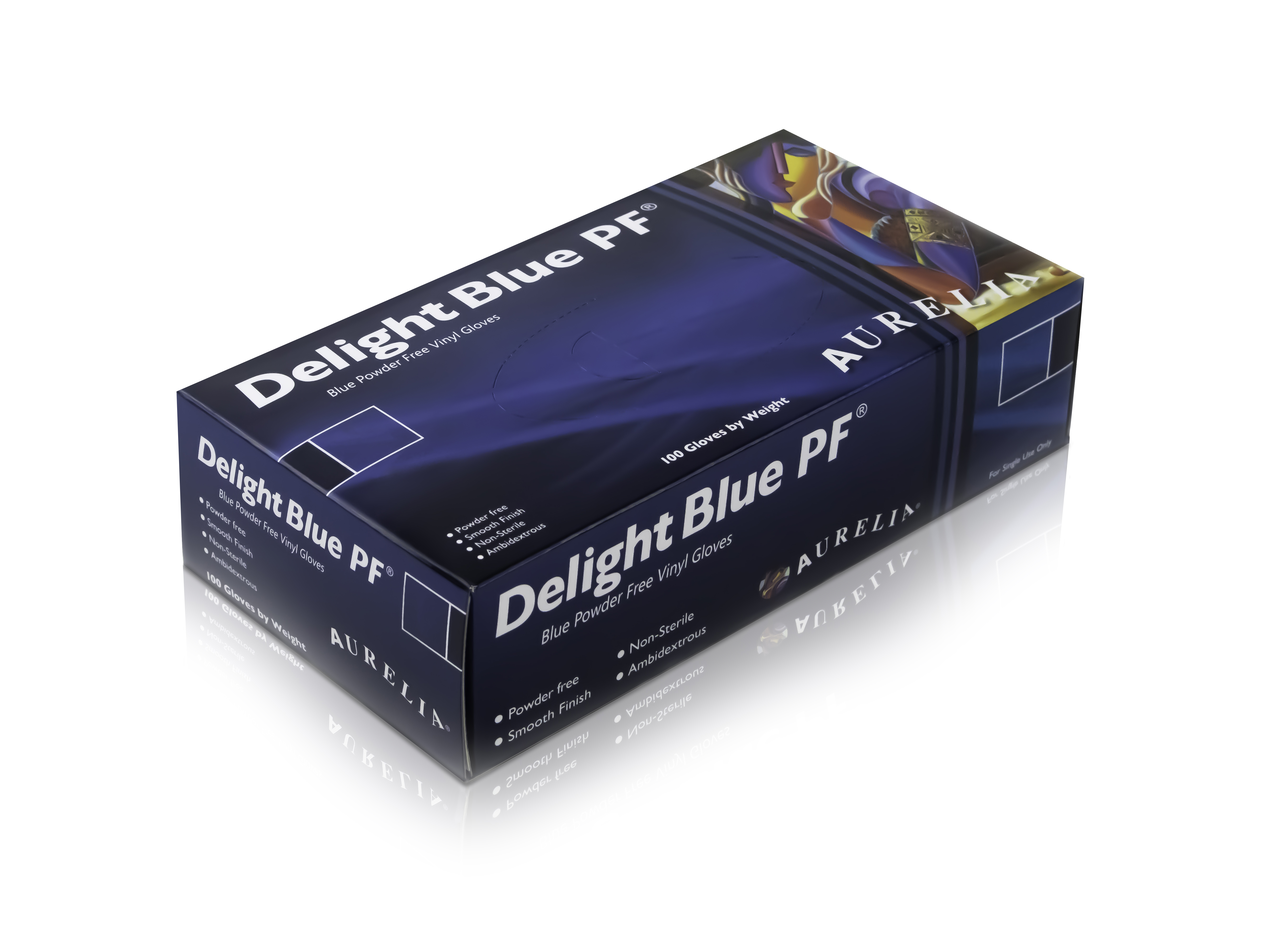 Delight Blue PF®