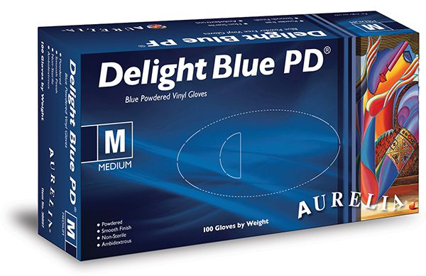 """Delight Blue PD®"""