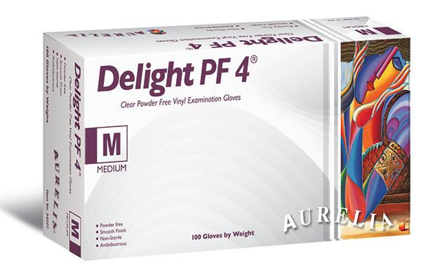 Erfreuen Sie sich an PF4®