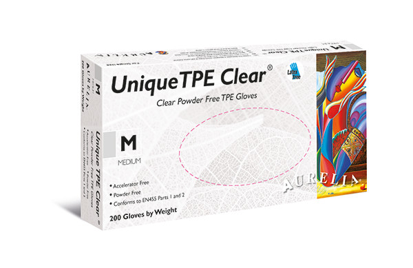 Unique TPE Clear®