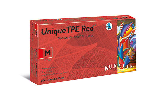 Unique TPE Red®