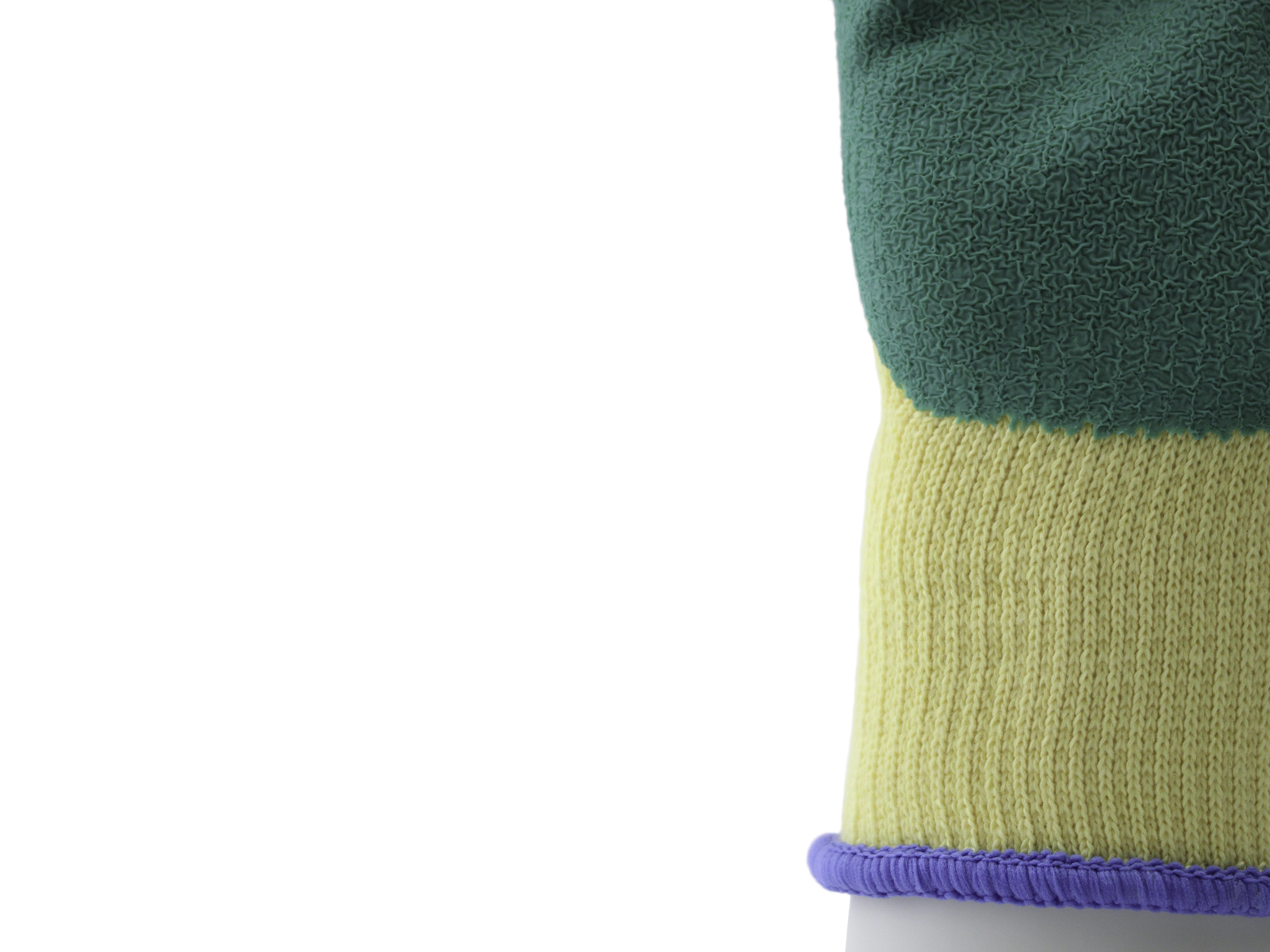 Aurelia Latex Grip Palm Green 600